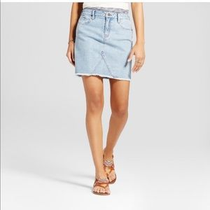 NEW WOMAN DENIM SKIRT