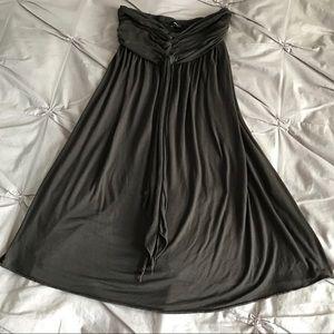 🎉new🎉 EXPRESS strapless dress