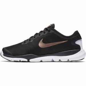 9029dbc89e112 Nike Shoes - Women s Nike Flex Supreme TR 4  black rose gold
