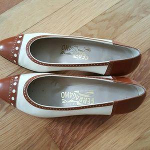 Salvatore Ferragamo Italian Leather Shoes