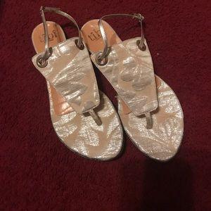 Beautiful Tibi New York sandals