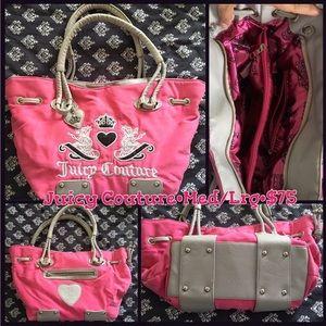 Juicy Couture hand bag *OOAK*