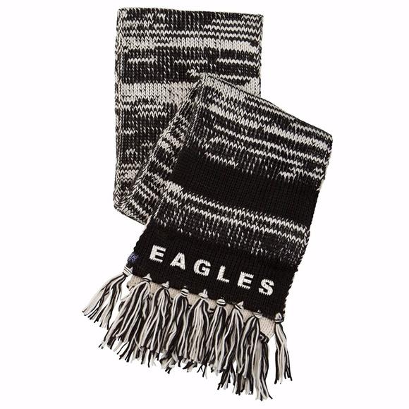 online retailer 377b3 104de Philadelphia Eagles Moto Marled Scarf Boutique