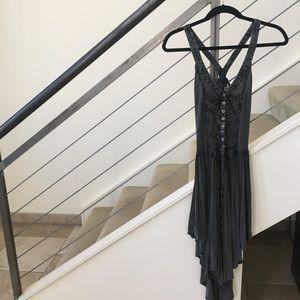 Ecote Grey Dress