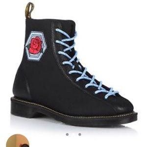 Dr Marten Aggy Deyn Bowling Patch Boots