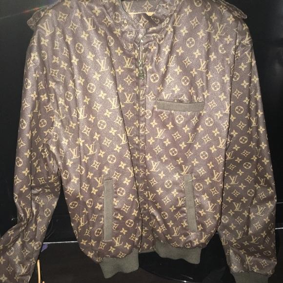 4e2c85010 Louis Vuitton Jackets & Coats | Lv Jacket Lady | Poshmark