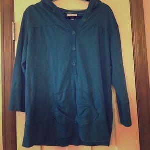 Liz Lange maternity hoodie