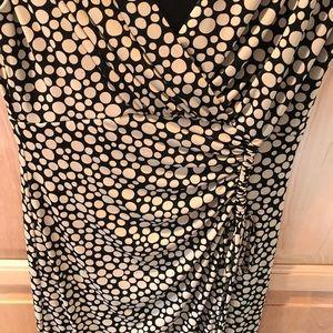 London Times Dresses - NWOT London times polka dot dress