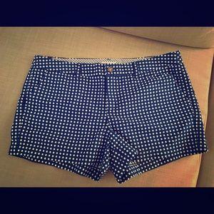 Merona women's polkadot shorts