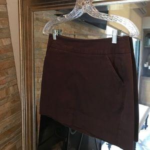Trina Turk flat Brown Skirt