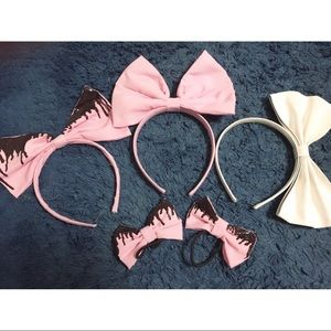 Kawaii Hair Bow Bundle🎀
