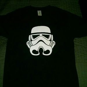 Storm trooper mens t shirt size medium