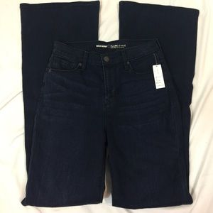 Old Navy High Rise Flare Jeans SZ 4