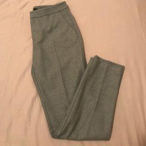 Zara Grey Skinny Trousers