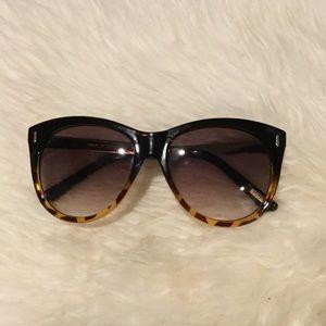 J Crew ombré Sunglasses