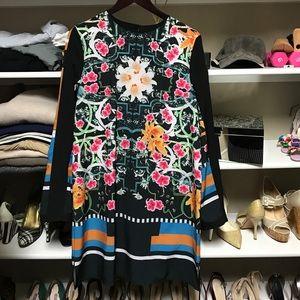 Clover canyon sz L dress