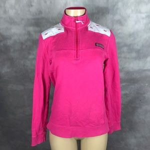 Vineyard vines women Sweatshirt pink Sz S