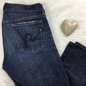 Citizens of Humanity | Kelly #063 cropped jeans