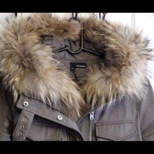 The Kooples Jackets & Coats - Kooples 2014 Chamonix Parka & Fox Fur trimmed Hood