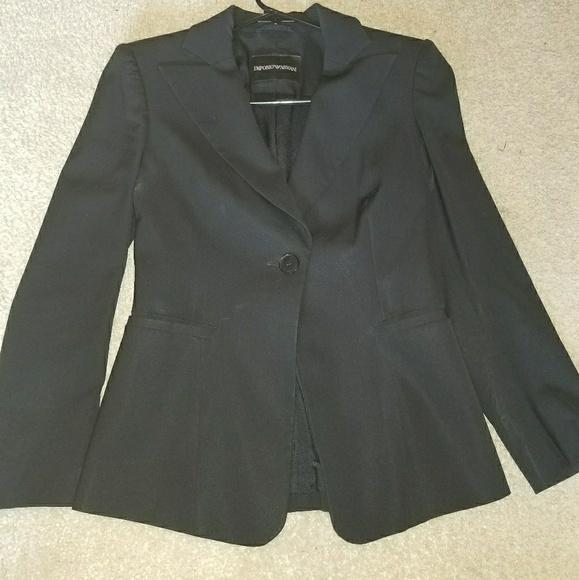 autentico stili di grande varietà imbattuto x Emporio Armani Jackets & Coats | Women Blazer | Poshmark