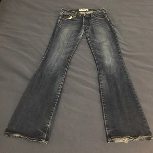 Abercrombie & Fitch perfect Stretch jeans