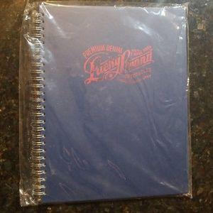 Lucky Brand notebook