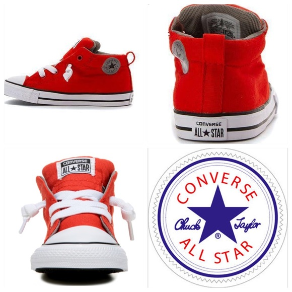 08e1b9bc8269 🆕CHUCK TAYLOR ALL STAR STREET MID TOP SHOE. Boutique. Converse