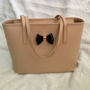 NWOT Ted Baker Bow Tote