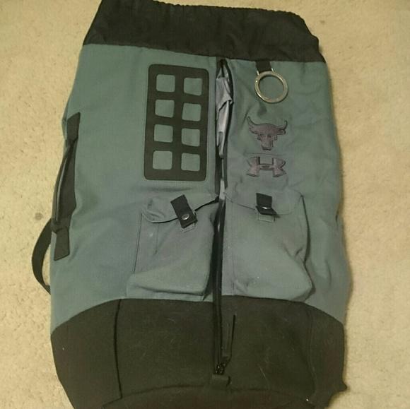 52ca8b819ebf M 59bf283c13302a13e90aad31. Other Bags you may like. Under Armour Duffle Bag.  Under Armour Duffle Bag.  20  35. Nearly new!