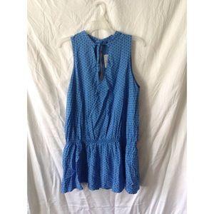 Wildfox Dresses - WILDFOX blue diamond foulard fly by romper dress