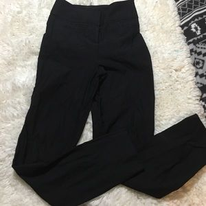 Forever 21 high waisted Stretch dress pants S
