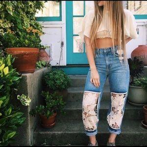 LF Carmar Los Angeles  Marietta Daill Denim Jeans