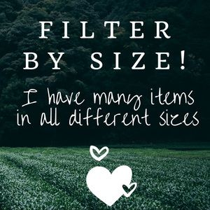 Find multiple items in your size!
