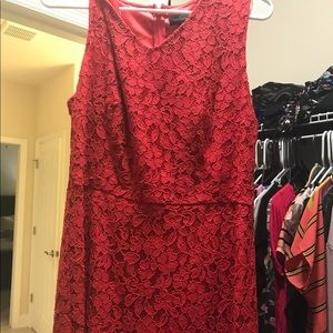 The limited red dress sz 10 limited edition