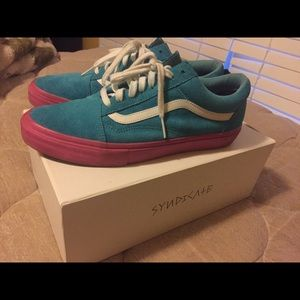 b166505d2c64 Vans Shoes - Odd Future Golf Wang Vans