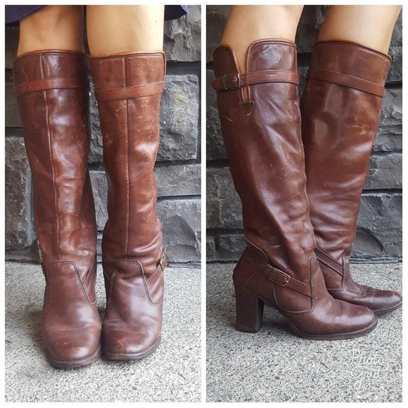 68dbbc8e55613 Zodiak Leather buckle boots