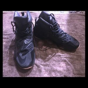 7c935bf8469f Nike Shoes - 👟Nike Lebron James XIII Black Lion Sneakers👟