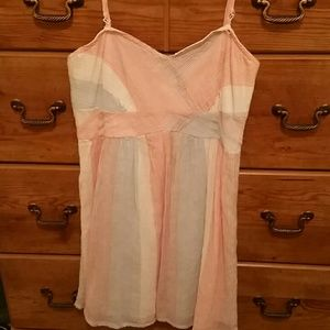 Free People Pastel Colored Dress