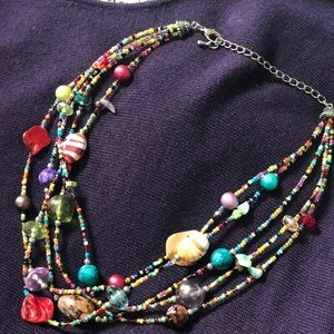 Jewelry - Necklace colors