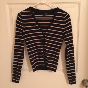 HM strip sweater