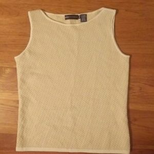 Sweaters - Dana Buchanan ( not Kohls) Black Label sz M tank