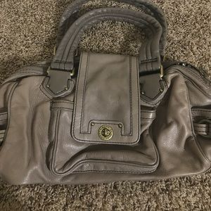 Medium satchel purse