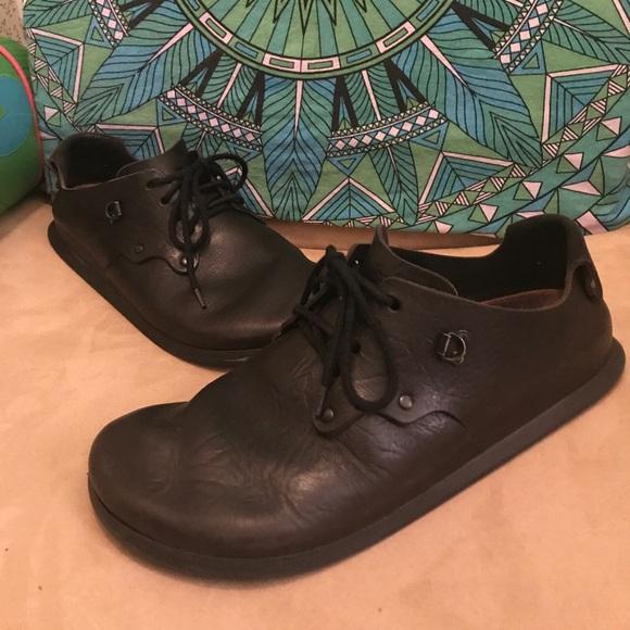 resistirse pico frío  Birkenstock Shoes | Like New Mens Size 1 Birkenstock Montana Shoes |  Poshmark