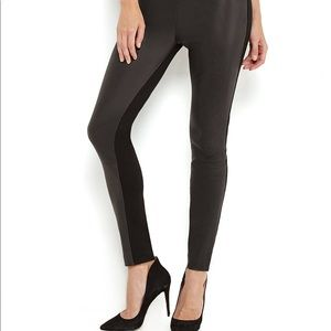 Catherine Malandrino Leather Leggings
