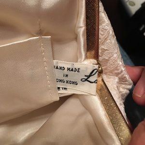 La Regale Bags - Vintage La Regale Ltd Small Lace Purse