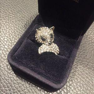 Jewelry - Big Fox Ring
