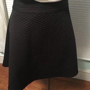 Banana Republic A-Line Jacquard Skirt size 12 NWT