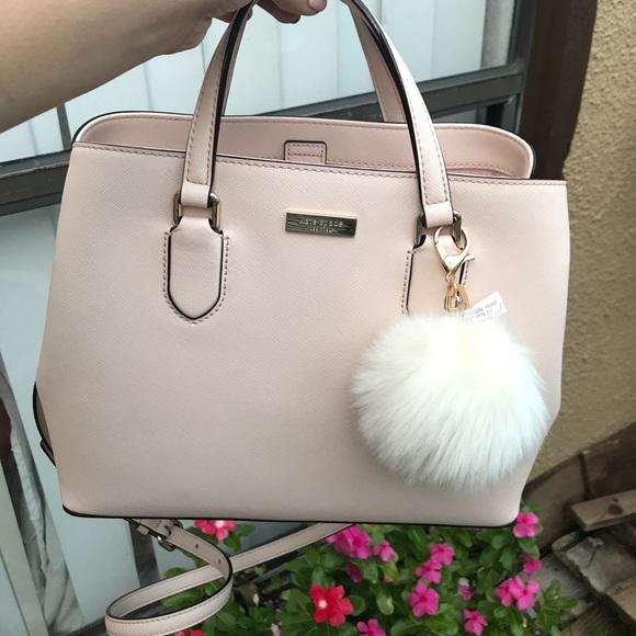 bdb8d44da29 kate spade Handbags - Kate Spade Evangeline Blush Purse ✨