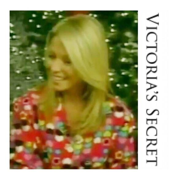 Victoria's Secret Other - Victoria's Secret   Red Heart Pajamas