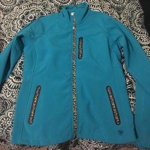 Ladies ariat soft shell jacket